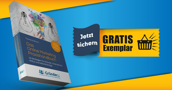 Online Marketing Praxishandbuch gratis